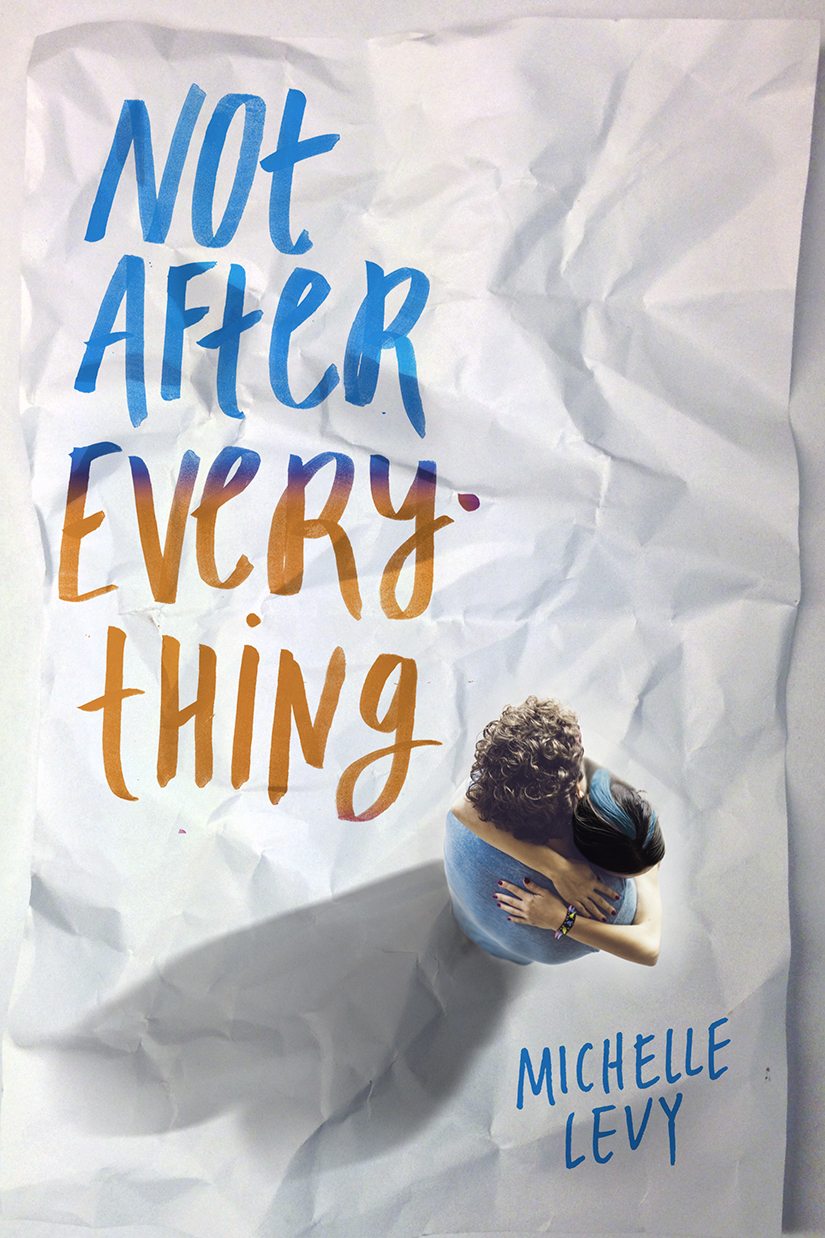 Cover Reveal for NOT AFTER EVERYTHING