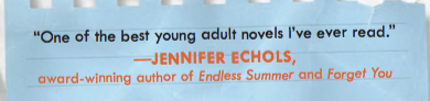 Enter to win the SUPERLATIVES SERIES by Jennifer Echols! (US only)