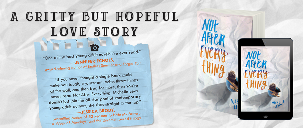 Not After Everything Author Blurbs